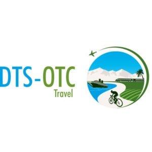 logo ontwerp DTS-OTC Travel