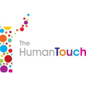 logo ontwerp The Human Touch