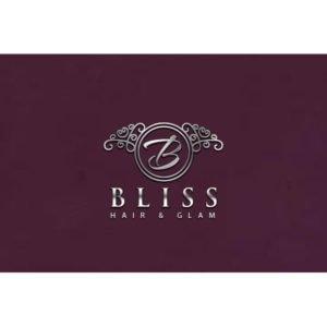 logo ontwerp Kapsalon BLISS