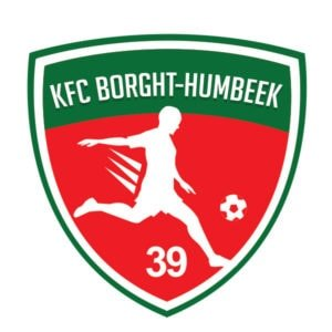 logo ontwerp KFC Borght-Humbeek