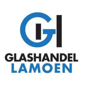logo ontwerp Glashandel Lamoen