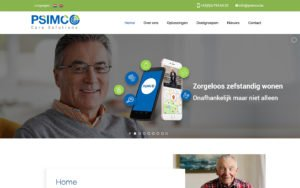WordPress Woocommerce Webshop PSIMCO Care Solutions