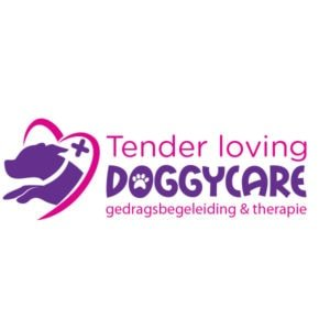 logo ontwerp Tender loving DOGGYCARE