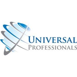 logo ontwerp Universal Professionals