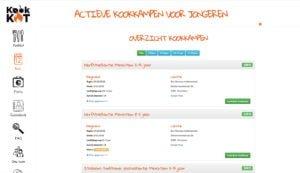 kookkot wordpress website